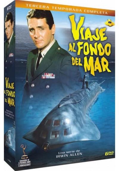 Pack Viaje Al Fondo Del Mar - 3ª Temporada