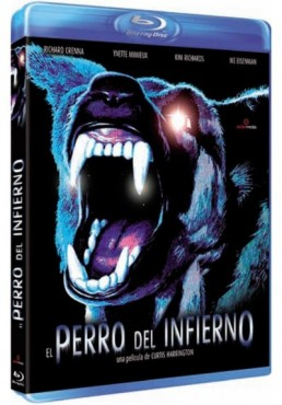 El Perro Del Infierno (Blu-Ray) (Devil Dog: The Hound Of Hell)