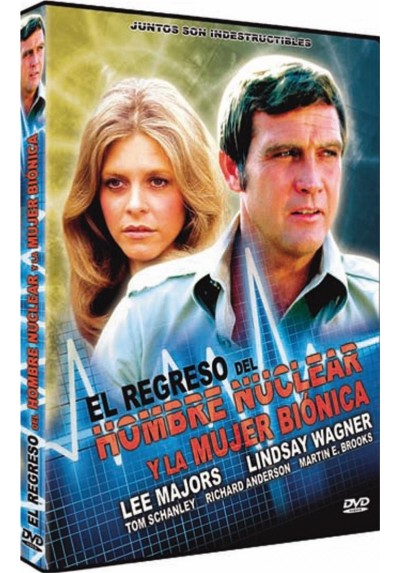 El Regreso Del Hombre Nuclear Y La Mujer Bionica (The Return Of The Six-Million-Dollar Man And The Bionic Woman)