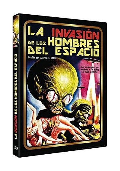 La Invasion De Los Hombres Del Espacio (Invasion Of The Saucer Men)