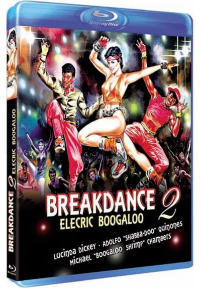 Breakdance 2 : Electric Boogaloo (Blu-Ray)