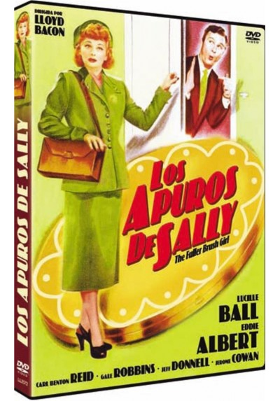 Los Apuros De Sally (The Fuller Brush Girl)