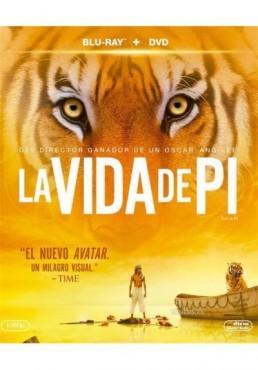 La Vida De Pi (Dvd + Blu-Ray) (Life Of Pi)
