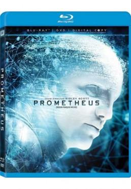 Prometheus (Dvd + Blu-Ray + Copia Digital)