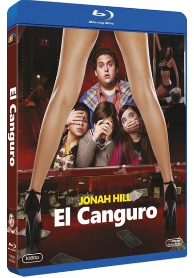 El Canguro (Blu-Ray) (The Sitter)
