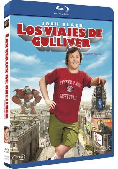 Los Viajes De Gulliver (Blu-Ray) (Gulliver'S Travels)