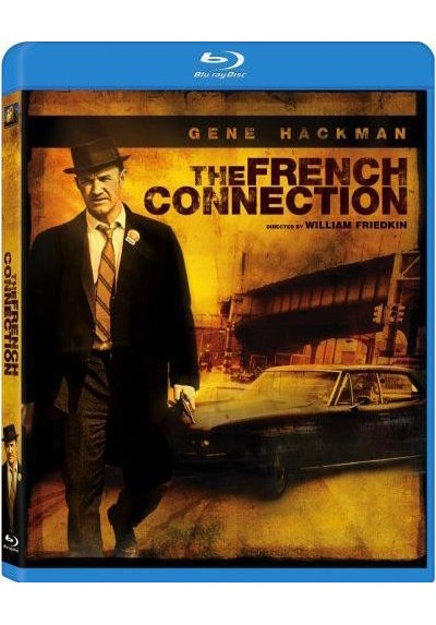 French Connection (Contra El Imperio De La Droga) (Blu-Ray)