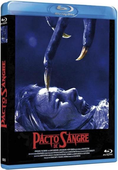 Pacto De Sangre (1988) (Blu-Ray) (Pumpkinhead)