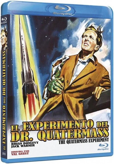 El Experimento Del Dr.Quatermass (Blu-Ray) (The Quatermass Xperiment)