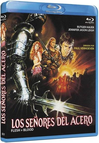Los Señores Del Acero (Blu-Ray) (Flesh+blood)