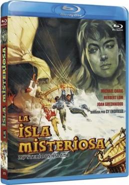 La Isla Misteriosa (Blu-Ray) (Mysterious Island)