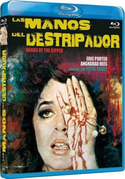 Las Manos Del Destripador (Blu-Ray) (Hands Of The Ripper)