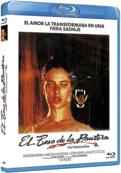 El Beso De La Pantera (Blu-Ray) (Cat People)