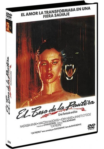El Beso De La Pantera (Cat People)