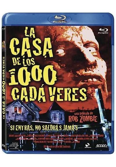 La Casa De Los 1000 Cadaveres (Blu-Ray)