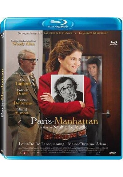 Paris-Manhattan (Blu-Ray)