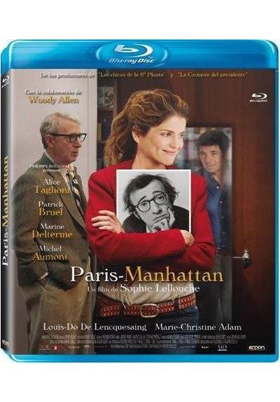 Paris-Manhattan (Blu-Ray)