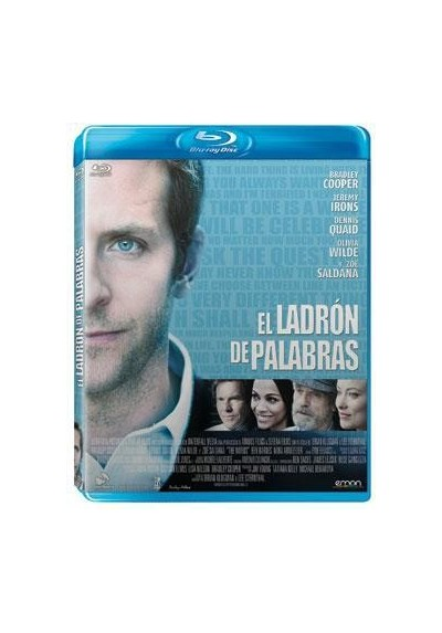 El Ladron De Palabras (Blu-Ray) (The Word)