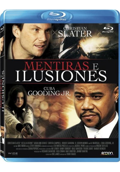 Mentiras E Ilusiones (Blu-Ray) (Lies & Illusions)