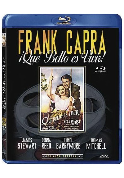 Que Bello Es Vivir (Blu-Ray) (It´ A Wonderful Life)