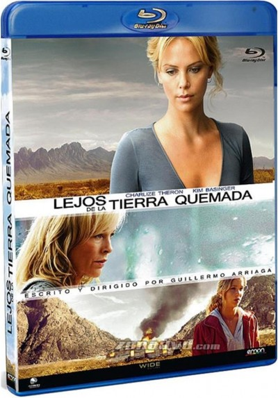 Lejos De La Tierra Quemada (Blu-Ray) (The Burning Plain)