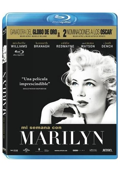 Mi Semana Con Marilyn (Blu-Ray) (My Week With Marilyn)