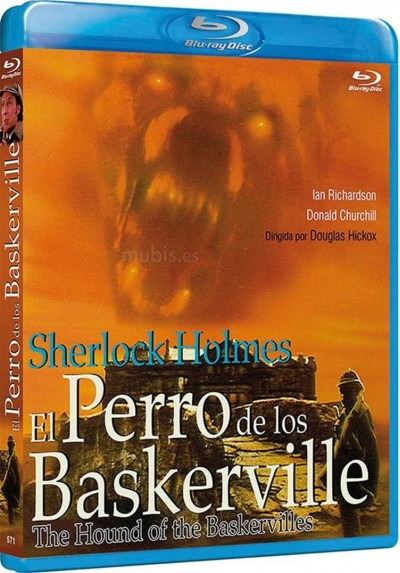 El Perro de Baskervilles (Blu-Ray) (The Hound Of The Baskerville)