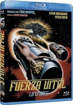 Fuerza Vital (Blu-Ray) (Lifeforce)