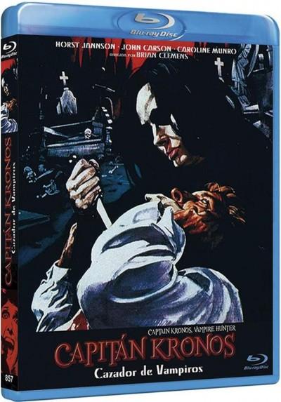 Capitan Kronos : Cazador De Vampiros (Blu-Ray) (Captain Kronos: Vampire Hunter)