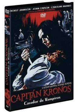 Capitan Kronos : Cazador De Vampiros (Captain Kronos: Vampire Hunter)