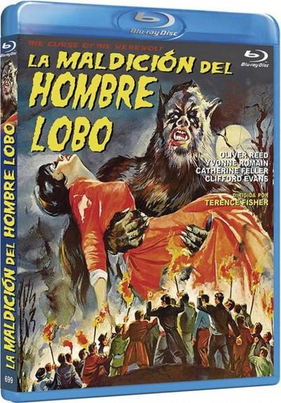 La Maldicion Del Hombre Lobo (Blu-Ray) (The Curse Of The Werewolf)