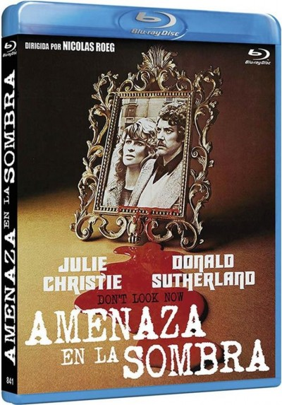 Amenaza En La Sombra (Blu-Ray) (Don'T Look Now)