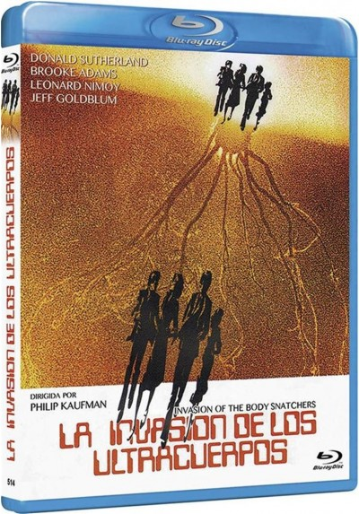 La Invasion De Los Ultracuerpos (Blu-Ray) (Invasion Of The Body Snatchers)
