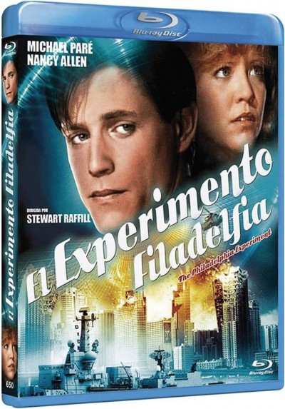 El Experimento Filadelfia (Blu-Ray) (The Philadelphia Experiment)