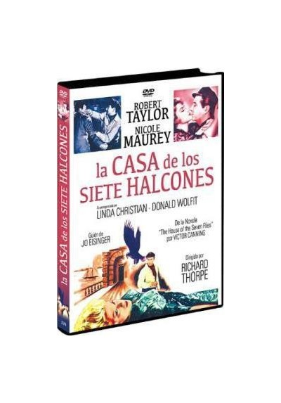 La Casa De Los Siete Halcones (The House Of The Seven Hawks)