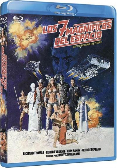 Los Siete Magnificos Del Espacio (Blu-Ray) (Battle Beyond The Stars)