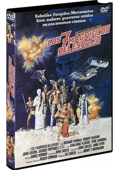 Los Siete Magnificos Del Espacio (Battle Beyond The Stars)