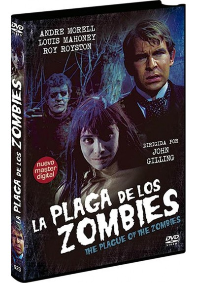 La Plaga De Los Zombies (The Plague Of The Zombies)