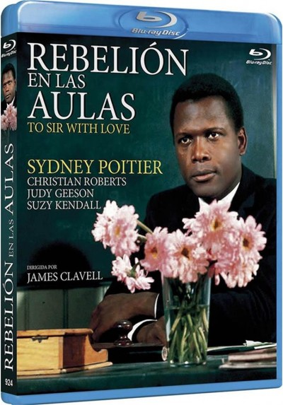 Rebelion En Las Aulas (Blu-Ray) (To Sir, With Love)
