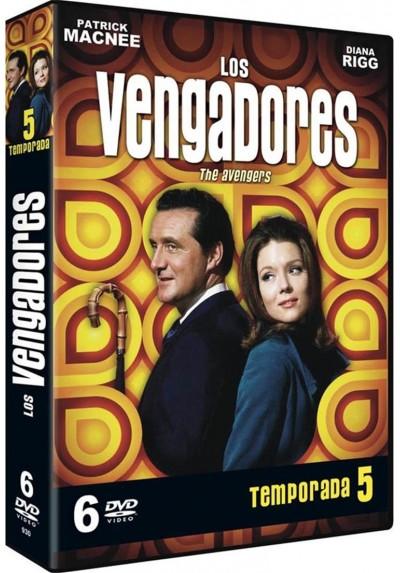 Los Vengadores - 5ª Temporada (The Avengers)