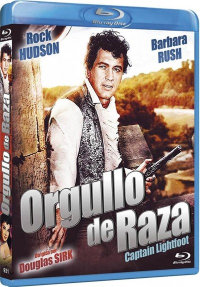 Orgullo De Raza (Blu-Ray) (Captain Lightfoot)