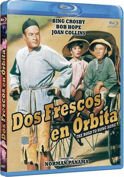 Dos Frescos En Orbita (Blu-Ray) (The Road To Hong Kong)