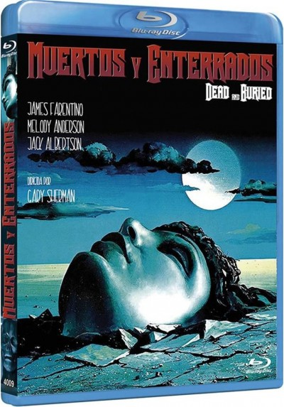 Muertos Y Enterrados (Blu-Ray) (Dead & Buried)