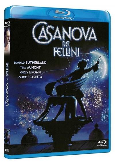Casanova De Fellini (Blu-Ray) (Il Casanova Di Federico Fellini)