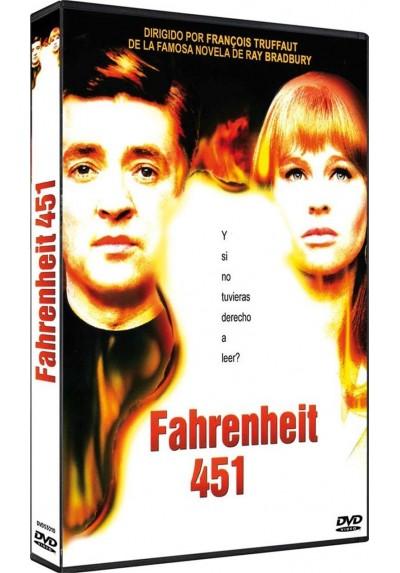 Fahrenheit 451 (Dvd-R)
