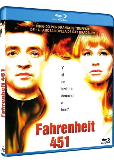 Fahrenheit 451 (Blu-Ray) (Bd-R)