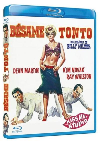Besame, Tonto (Blu-Ray) (Kiss Me, Stupid)