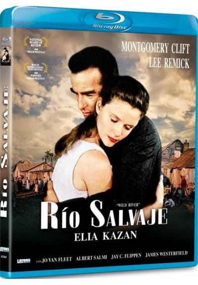 Rio Salvaje (Blu-Ray) (Wild River)