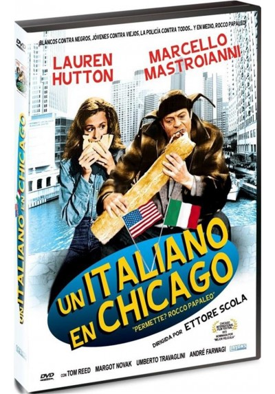 Un Italiano En Chicago (Permette? Rocco Papaleo)