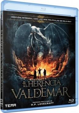 Pack La herencia Valdemar 1 y 2 (Blu-Ray)